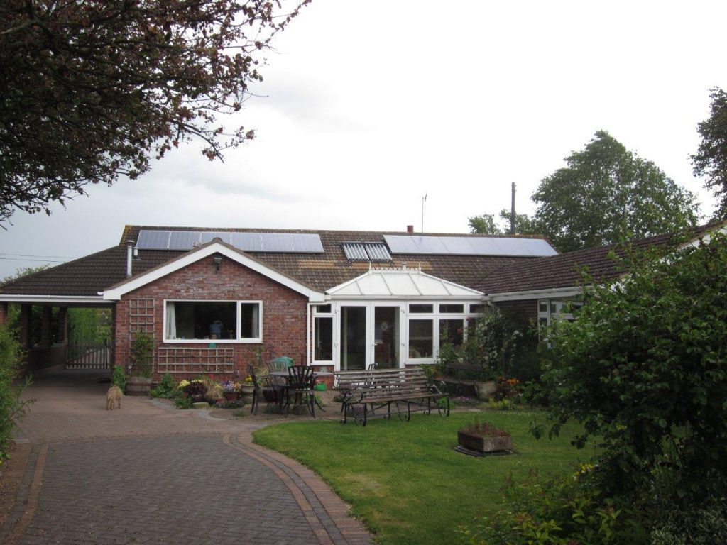 Solar Panels in Droitwich