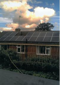 Solar Energy Midlands