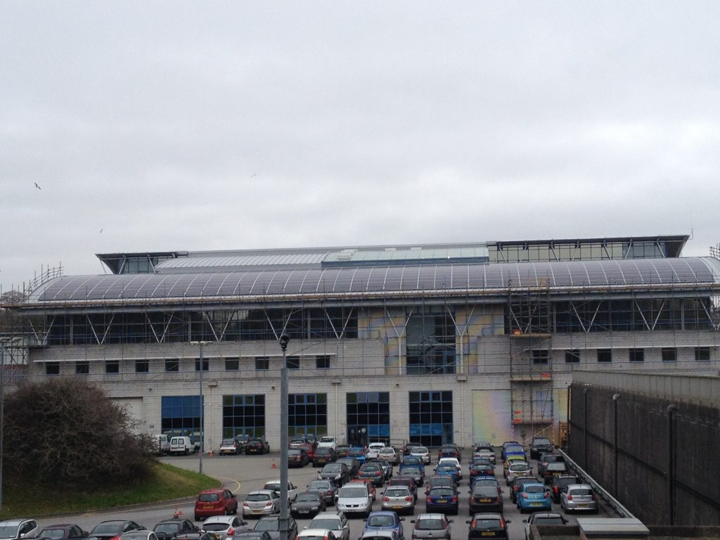 Solar Pv For Plymouth City Council