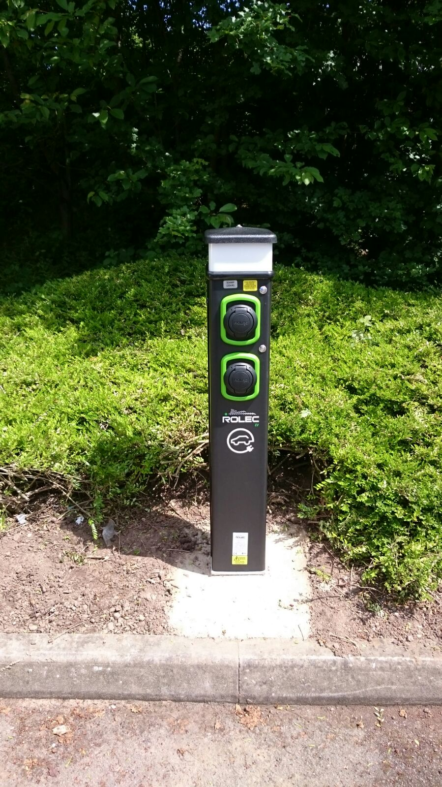 EV Charge point