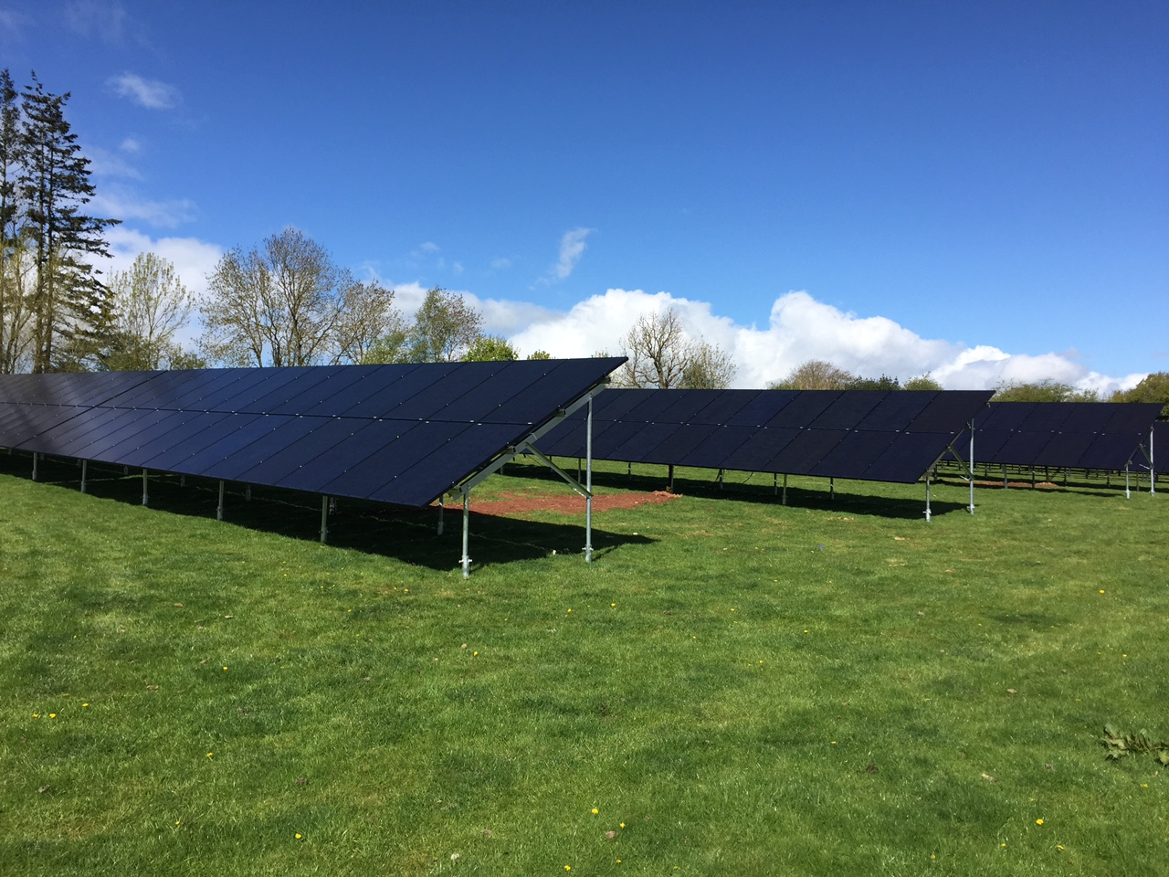 Pudleston solar PV