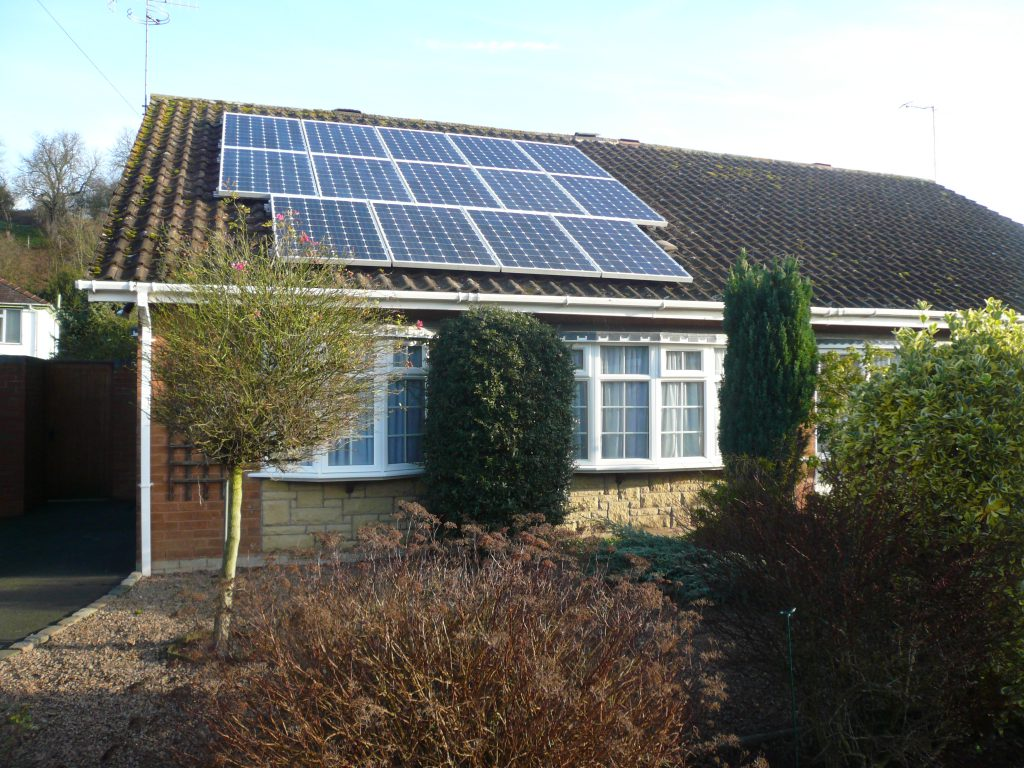 Solar Pv Bewdley Worcestershire