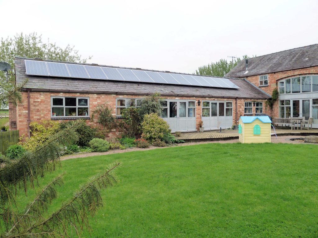 3 6kwp Solar Pv System Stoulton Worcestershire