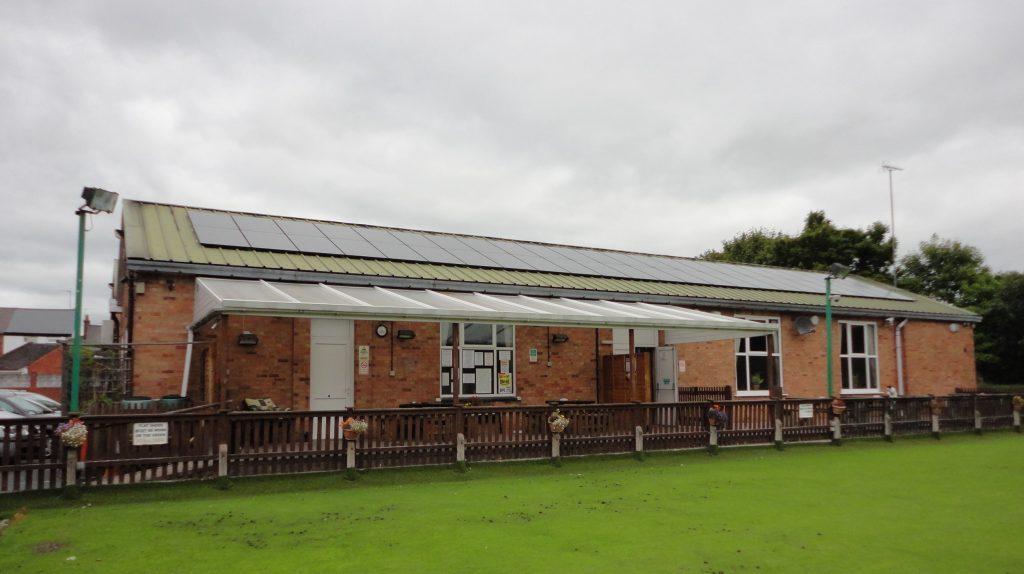 Community Solar Panels