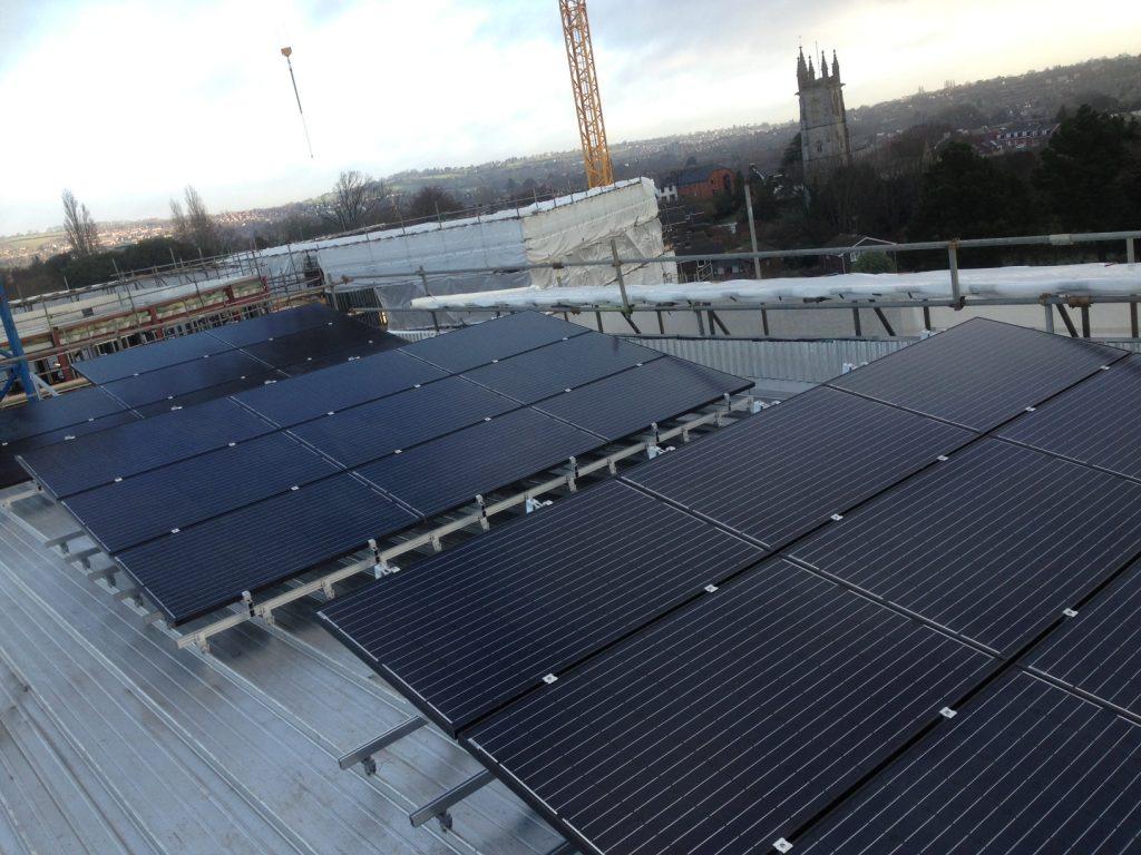 Optimising your solar potential.=