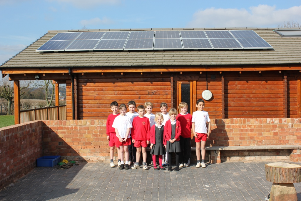 Solar Pv For Omberley Primary School
